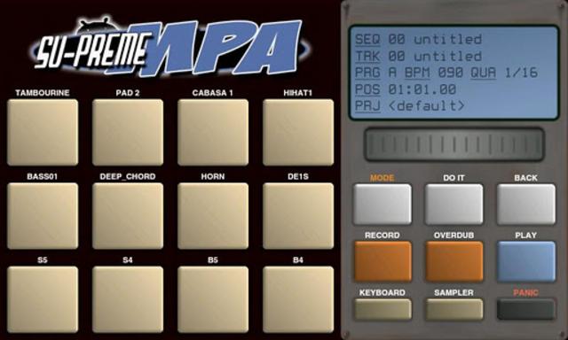 Supreme MPA screenshot 1