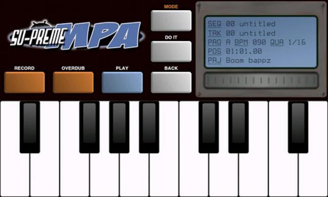 Supreme MPA screenshot 2