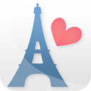 Icon for France Social - Meet & Chat with French Singles