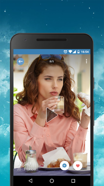 France Dating App - Meet, Chat, Date Nearby Locals screenshot 2