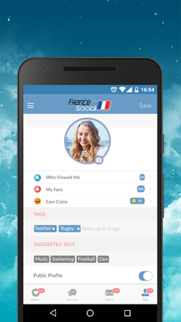 France Dating App - Meet, Chat, Date Nearby Locals screenshot 3
