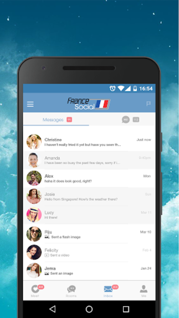 France Social - Meet & Chat with French Singles screenshot 5