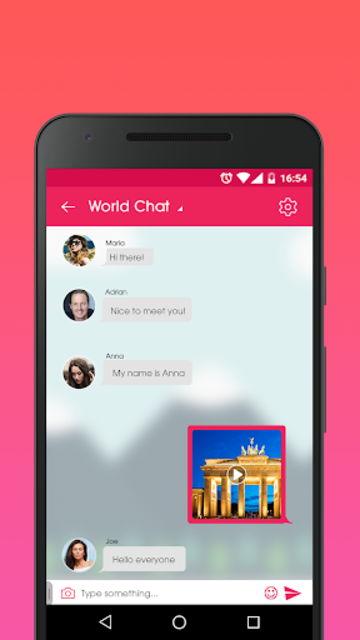 Germany Social - Date App & Chat Rooms for Germans screenshot 4