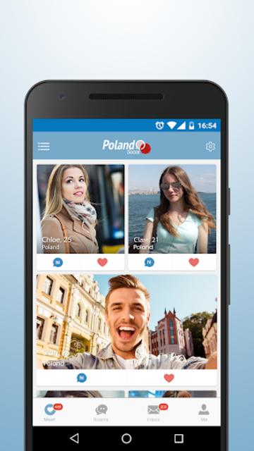 Poland Social - Dating & Chat screenshot 1