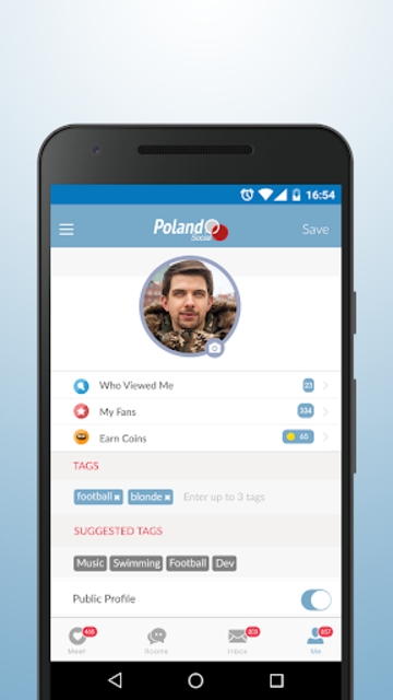 Poland Social - Dating & Chat screenshot 3