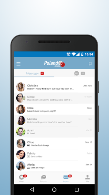 Poland Social - Dating & Chat screenshot 5