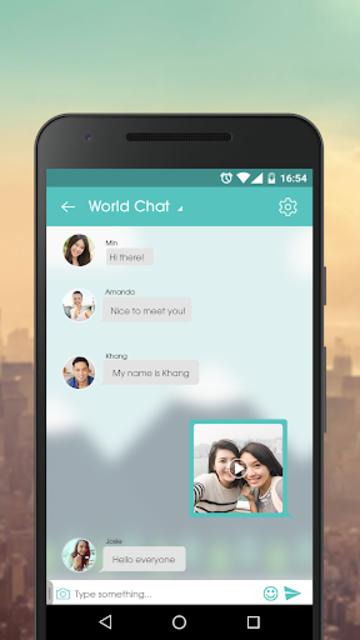 Asian Mingle - Free Asian Dating and Singles Chat screenshot 4