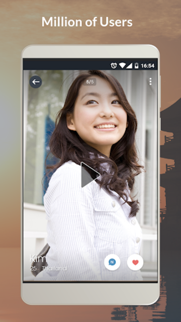 Date in Asia - Dating & Chat For Asian Singles screenshot 2
