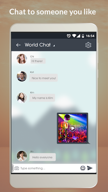 Date in Asia - Dating & Chat For Asian Singles screenshot 4