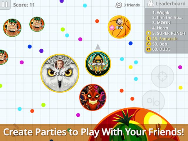 Agar.io screenshot 17