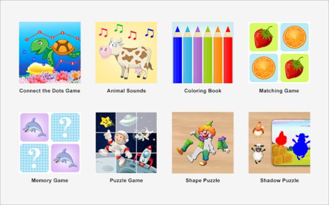 Educational Games for Kids screenshot 8