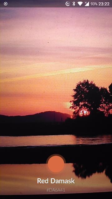 Camera Color Picker screenshot 3