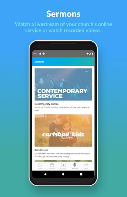 Church Center App screenshot 2
