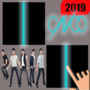 Icon for CNCO Piano Tiles 2019
