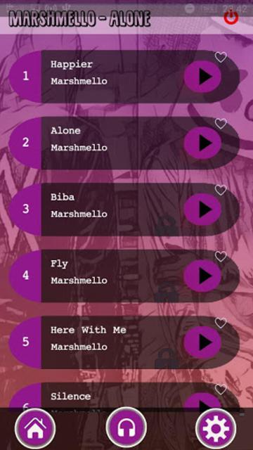 Marshmello Happier Piano Tiles 2019 screenshot 1
