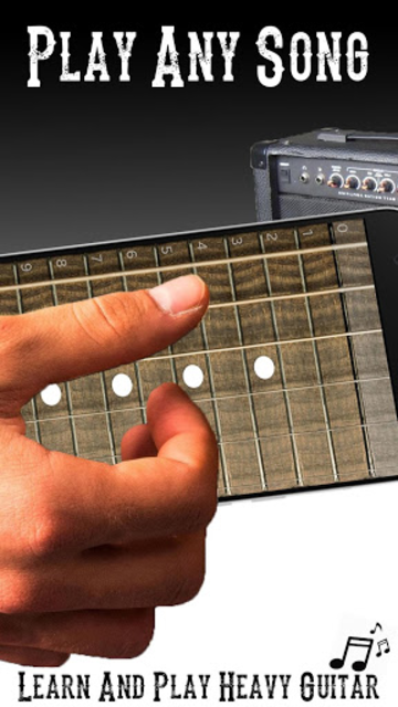 Heavy Guitar : Virtual Heavy Guitar Pro screenshot 6