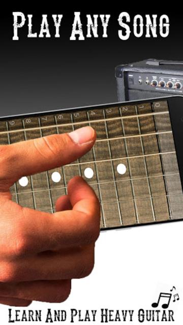Heavy Guitar : Virtual Heavy Guitar Pro screenshot 9