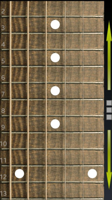 Electric Guitar : Virtual Electric Guitar Pro screenshot 12
