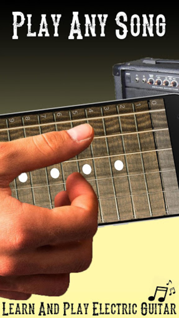 Electric Guitar : Virtual Electric Guitar Pro screenshot 1