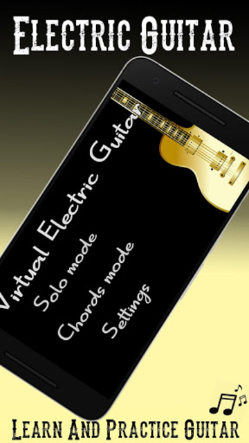 Electric Guitar : Virtual Electric Guitar Pro screenshot 3