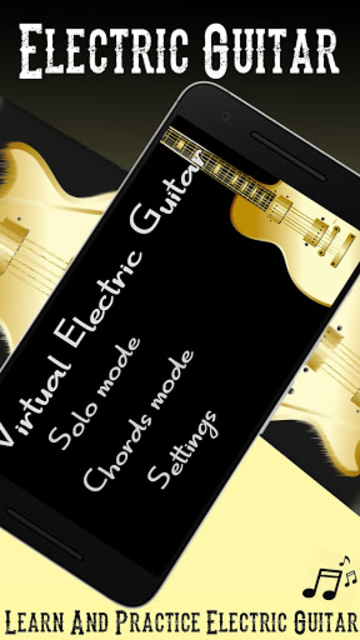 Electric Guitar : Virtual Electric Guitar Pro screenshot 8