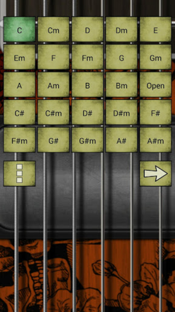 Electric Guitar : Virtual Electric Guitar Pro screenshot 15