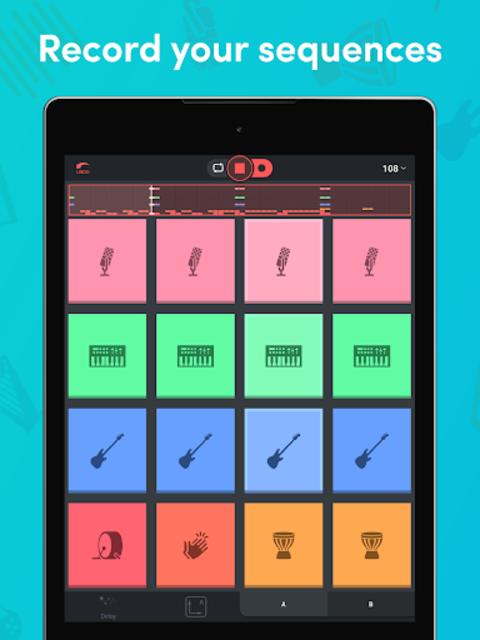 Beat Snap - Make Beats & Music screenshot 14