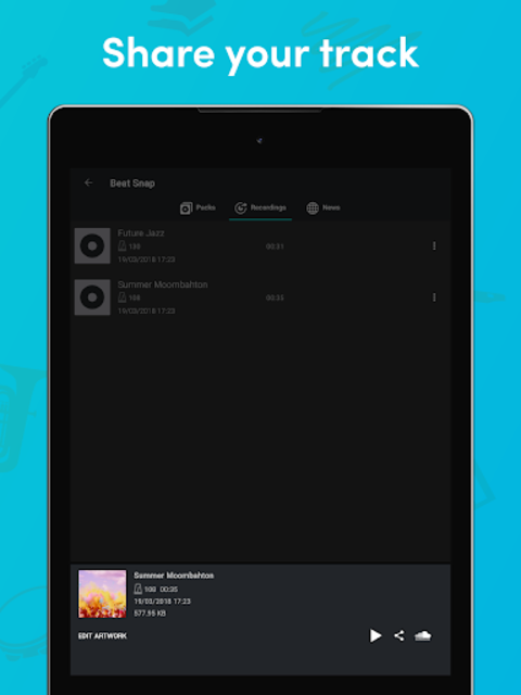 Beat Snap - Make Beats & Music screenshot 15