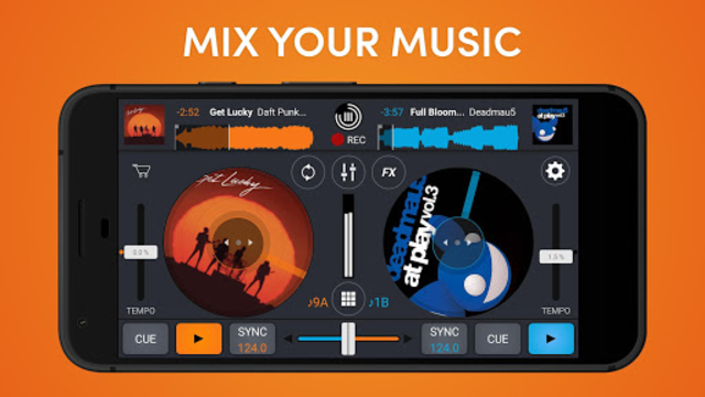 Cross DJ Free - dj mixer app screenshot 13