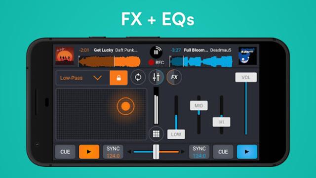 Cross DJ Free - dj mixer app screenshot 16