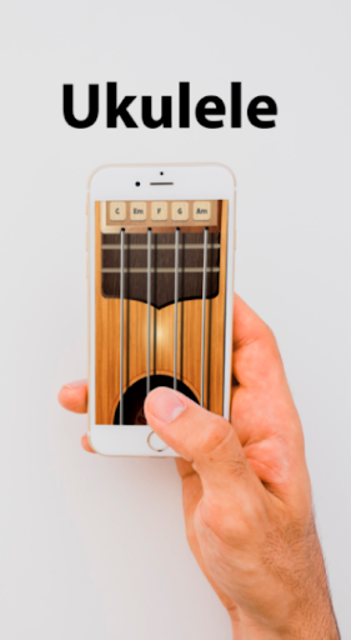 Mobile Ukulele screenshot 2