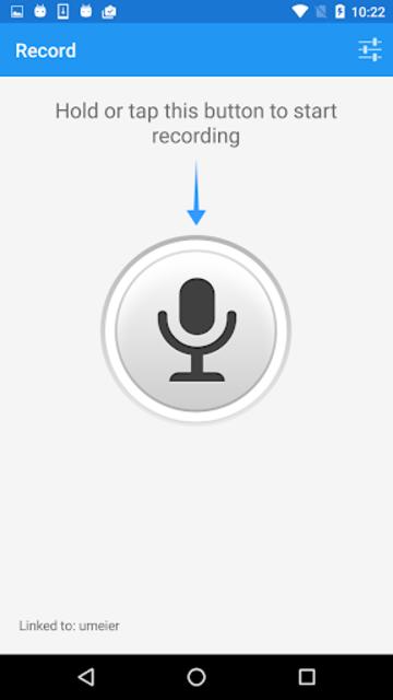 M*Modal Mobile Microphone screenshot 4