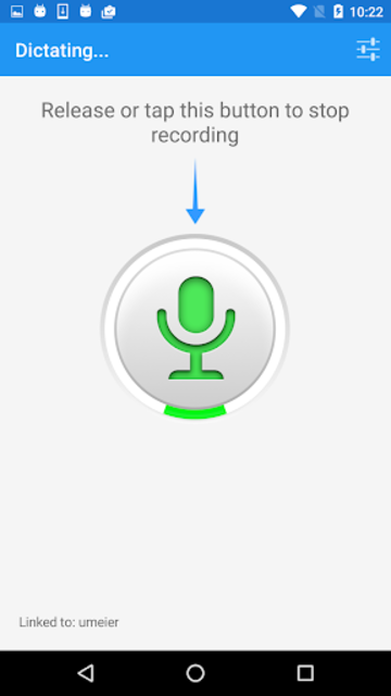 M*Modal Mobile Microphone screenshot 5