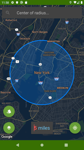 Location Radius screenshot 6