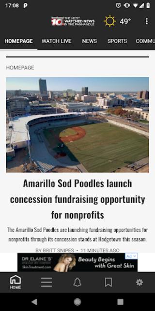NewsChannel 10 – Amarillo, TX screenshot 1