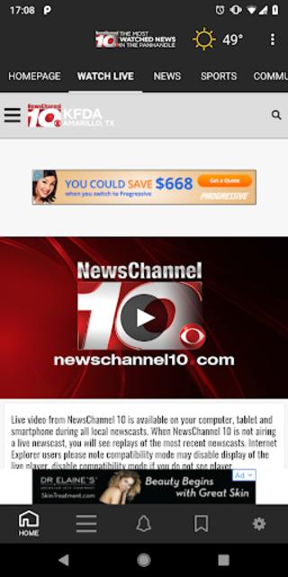 NewsChannel 10 – Amarillo, TX screenshot 2