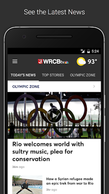 Channel 3 Eyewitness News screenshot 1