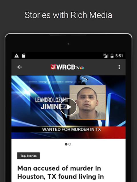 Channel 3 Eyewitness News screenshot 10