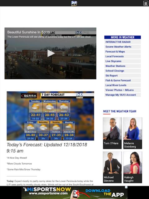 9&10 News screenshot 11