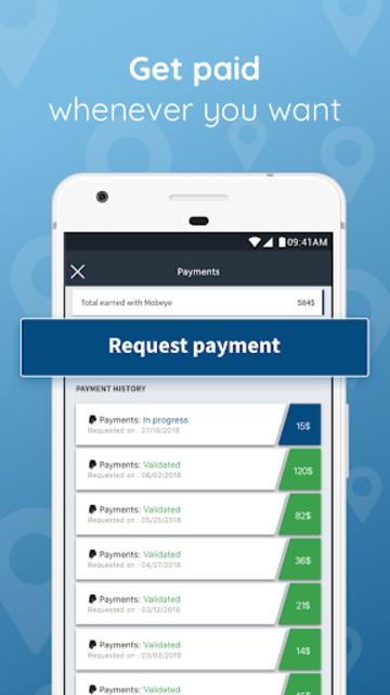 Mobeye - Earn money screenshot 5
