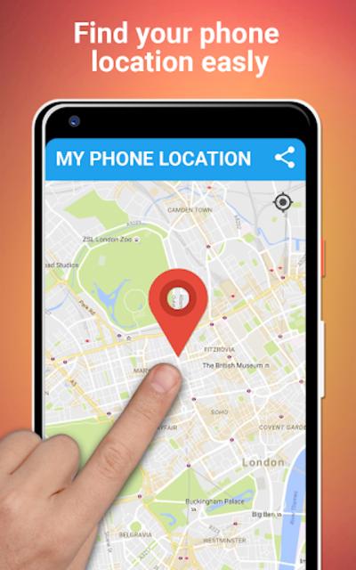 Caller ID & Mobile Locator screenshot 1