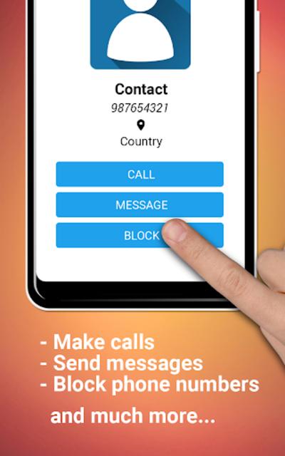 Caller ID & Mobile Locator screenshot 3