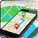 Icon for GPS Navigation Maps - Traffic Route Finder 3D View