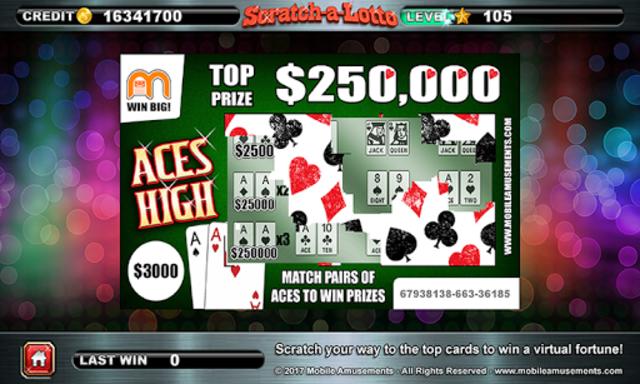 Scratch-a-Lotto Scratch Card Lottery PAID screenshot 3