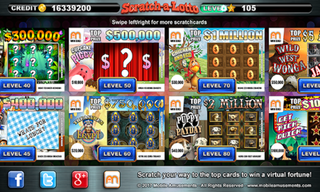 Scratch-a-Lotto Scratch Card Lottery PAID screenshot 4