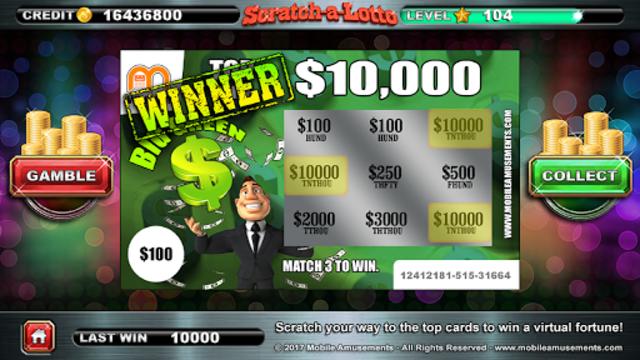 Scratch-a-Lotto Scratch Card Lottery PAID screenshot 5
