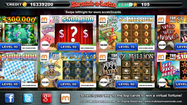 Scratch-a-Lotto Scratch Card Lottery PAID screenshot 8