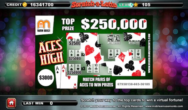 Scratch-a-Lotto Scratch Card Lottery PAID screenshot 14