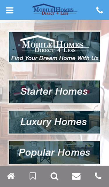 Mobile Homes Direct 4 Less screenshot 1