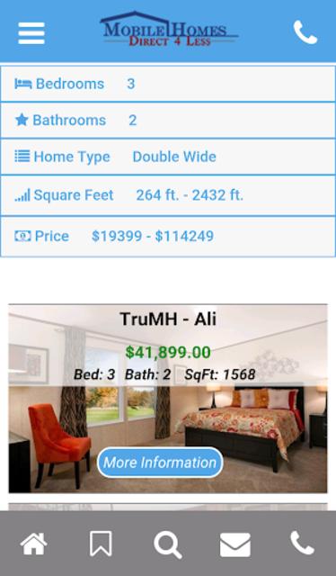 Mobile Homes Direct 4 Less screenshot 2
